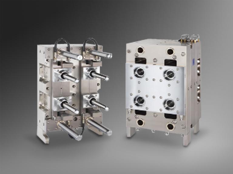 4 Cavity (5 Gallon) PET Preform Molds