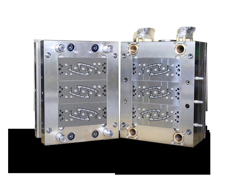 6 Cavity PET Handle Molds