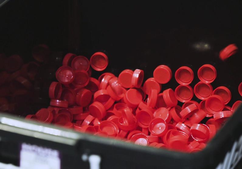 48穴瓶蓋產品應用