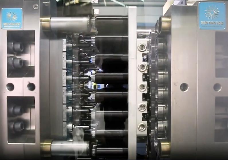 32穴瓶胚模具生產